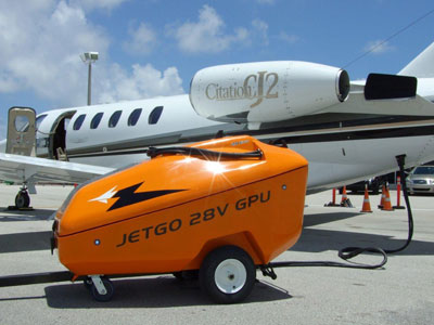 JetGo 28 eco aircraft ground power unit